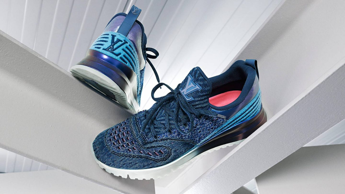 Louis Vuitton runners – Will soon follow a workout line?