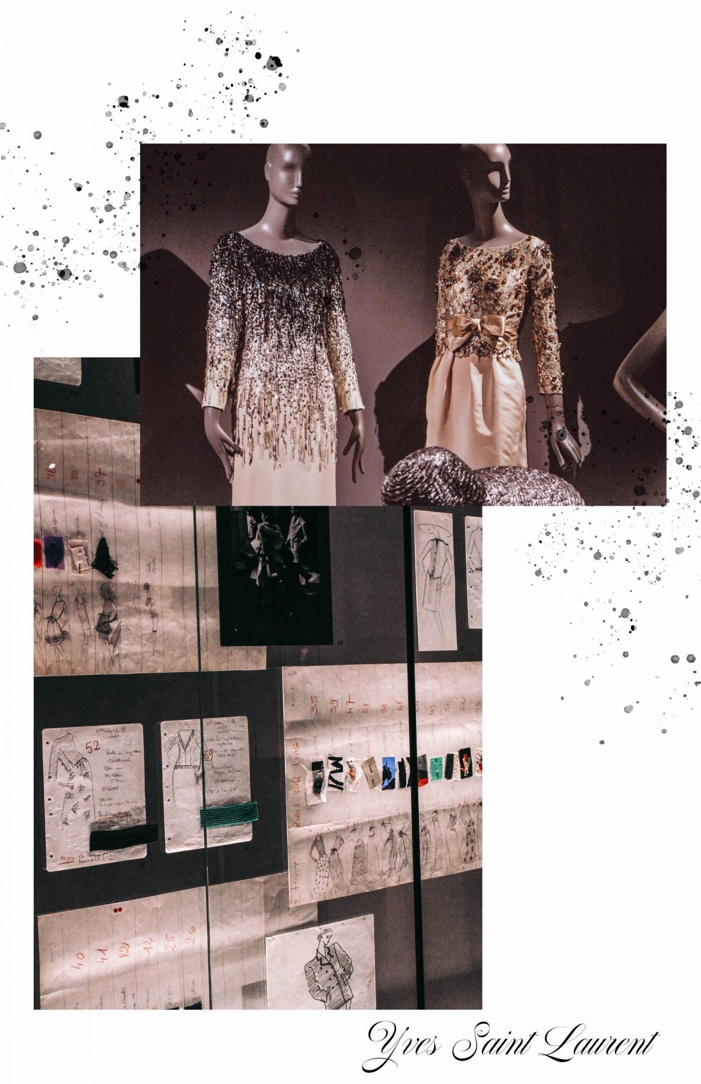 Zu Besuch im Atelier von Yves Saint Laurent