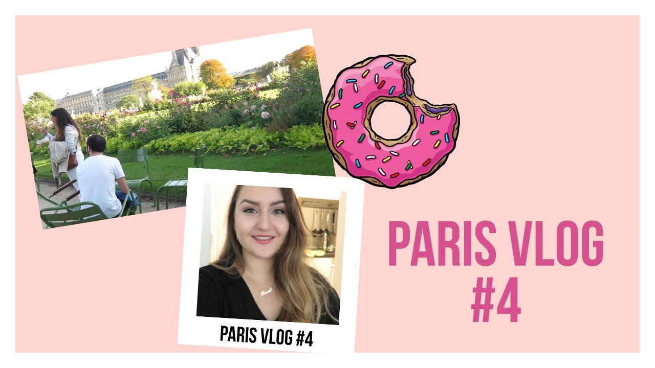 PARIS VLOG #4 // Wochenmarkt & die besten Donuts in Paris