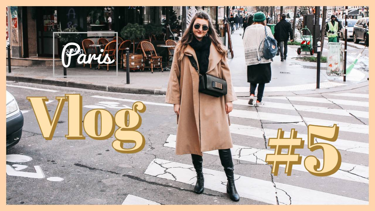 PARIS VLOG #5 // Dior Christmas Shopping // LaFayette Home