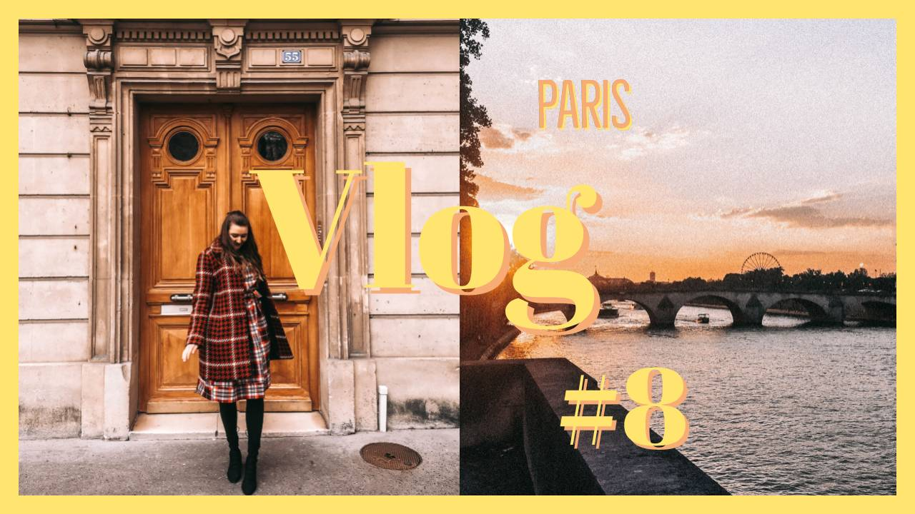 PARIS VLOG #8 // Wohnungsbesichtigung // Pilates Blogger Event