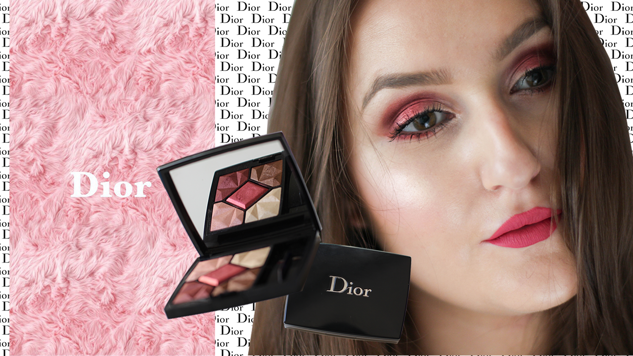 PINK EYES WITH DIOR ! Make-up Tutorial